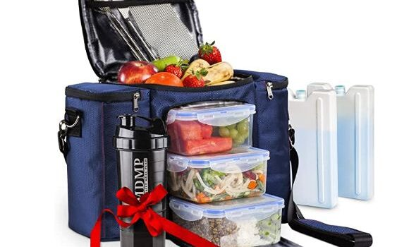 Best lunch box with ice pack compartment