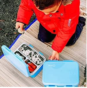 Best Stainless Steel Lunch Box For Toddlers